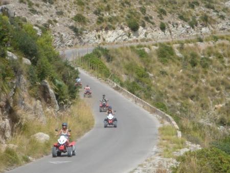 Quad fahren Mallorca