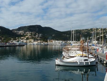 Der Hafen von Port d'Andratx