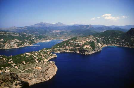 Mallorca Hubschrauber Rundflug