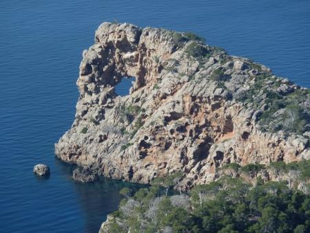 Aussichtspunkt Mirador Sa Foradada