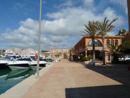 Port Adriano: neuer Yachthafen
