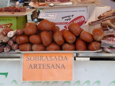 Sobrasada, die typische Wurst von Mallorca